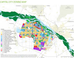 Dc Zoning Map Amaravati Master Plan Amaravatiforum Com