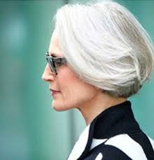 short grey hairstyles for straight thick hair 15 hairstyles for short grey hair short hairstyles 2016 2017