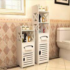 Bathroom Cupboard Storage Bathroom Storage Bathroom Cupboards Ebay