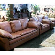 pillow arm leather sofa united leather bigfurniturewebsite