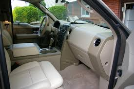 King Ranch Interior Swap Converting Column Shift To Center Console Shift F150online Forums