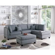 Grey Sectional Sleeper Sofa Gray Sectional Couch You U0027ll Love Wayfair