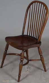 Antique English Windsor Chairs Set Of 6 English Oak Windsor Dining Chairs