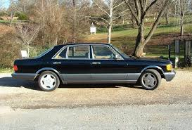 mercedes 560sel 1991 mercedes 560 sel for sale on bat auctions closed on
