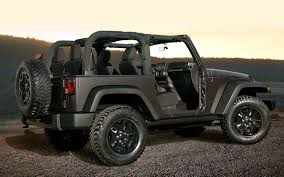 willys jeep offroad 2014 jeep wrangler willys special edition jeepfan com