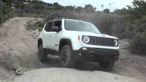 new jeep renegade lifted jeep renegade trailhawk lifted u203a hwcars info