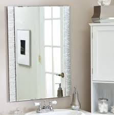 Mirrors For Walls by Decorative Mirrors For Bathroom Decorative Bathroom Mirrors And