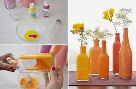 Diy Plastic Bottle Vase Diy Vase From A Bottle Goodiy