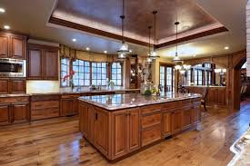this award winning traditional style kitchen incorporates a lovely