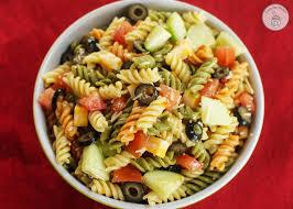recipes for pasta salad italian pasta salad