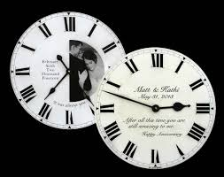 anniversary clock gifts beautiful personalized clocks for special occasions borin