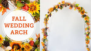 autumn wedding ideas fall wedding arch autumn wedding ideas balsacircle