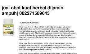 jual obat kuat herbal dijamin uh 082271589643
