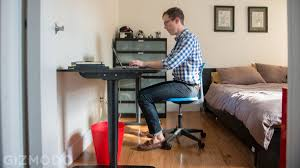 anthro desk sit stand legs ikea sit stand desk review i can t believe how much i like this