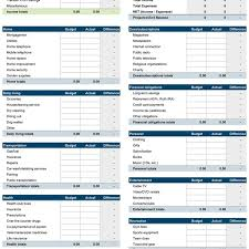 personal budget spreadsheet free template for excel throughout