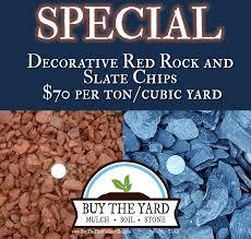 Gravel Price Per Cubic Yard Buy The Yard Llc Gainesville Georgia Bulk Yard Blog Buy