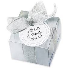 walmart wedding favors wilton wedding favor box kit clear walmart