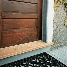 Wooden Exterior Door Threshold Aluminum Door Replacing Aluminum Door Threshold