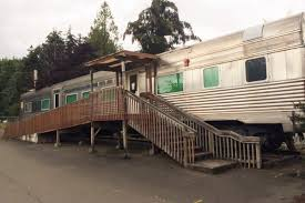 turn this free historic dining railcar into the coolest tiny house