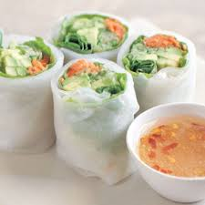 where to buy rice wrappers cucumber and avocado summer rolls with mustard soy sauce