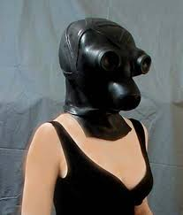 latex halloween mask kits gas mask foam latex mask cosplay halloween masks