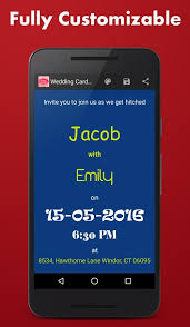 Wedding Card Matter Wedding Card Maker Android Apps On Google Play