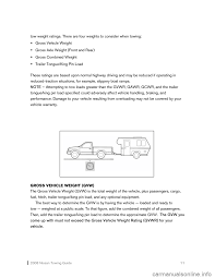 nissan armada 2008 1 g towing guide