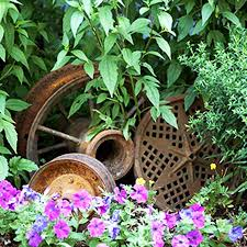 Backyard Decoration Ideas Creative Handmade Garden Decorations 20 Recycling Ideas For