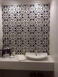 Cement Tile Backsplash by 405 Best Bathrooms We Love Images On Pinterest Bathrooms Cement