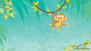 cartoon monkey wallpapers wallpapersafari