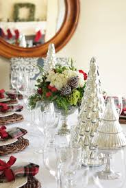 145 best christmas tablescapes images on pinterest christmas