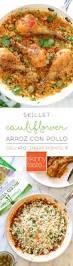 Low Carb Comfort Food Skillet Cauliflower