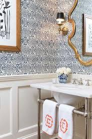 Wallpapered Bathrooms Ideas Best 25 Chic Wallpaper Ideas On Pinterest Funky Wallpaper