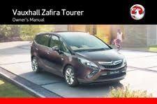 vauxhall zafira car manuals and literature ebay