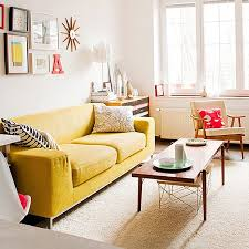 Yellow Living Room Chair Yellow Living Room Furniture Jannamo