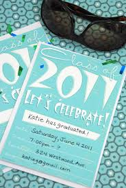 bnute productions free printable graduation party invitations