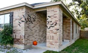Outdoor Halloween Bat Decorations by Bats Decoration U2013 Made Everyday
