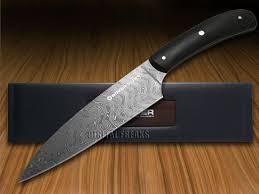 boker pure premium kitchen cutlery bog oak wood damascus utility