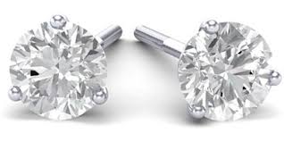 moissanite earrings moissanite studs moissanite stud earrings moissanite earrings