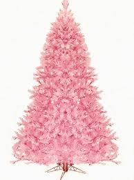 pink christmas tree pink artificial christmas tree chritsmas decor
