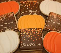 83 best thanksgiving cookies images on fall cookies