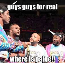 Paige Meme - image tagged in xavier and paige imgflip
