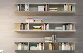 librerie muro libreria sospesa a parete kepler arredo design