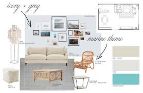Interior Design Idea Board by How To Create An Impactful Mood Board Without The Overkill