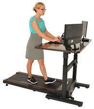 Standing Desk Treadmill Treadmill Desk Ebay