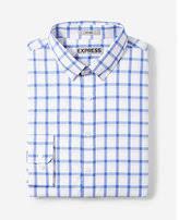 express blue men u0027s dress shirts shopstyle