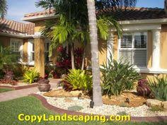 Florida Front Yard Landscaping Ideas South Florida Tropical Landscaping Ideas Yard Landscaping