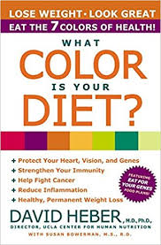 what color is what color is your diet david md phd heber 9780060988623