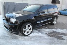 jeep srt 2007 2007 jeep grand cherokee srt 8 u2013 blacked out envision auto
