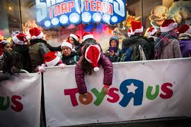 toys r us temporarily returns to times square for holidays fortune